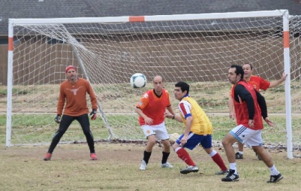 fútbol torneo